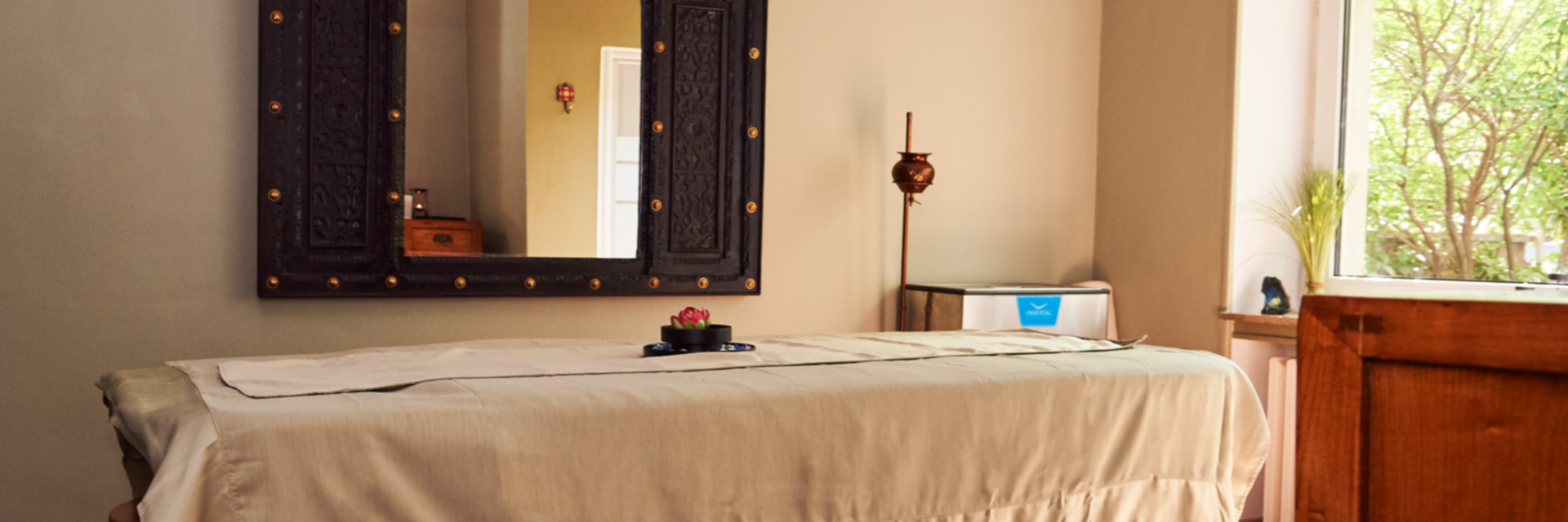 Massages in the heart of Belair